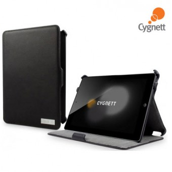 Cygnett Black Armour Extra dėklas iPad Mini - Juodas