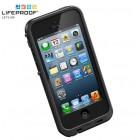 LifeProof Fré dėklas iPhone 5 - Juodas