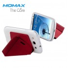 Momax The Core Smart dėklas Samsung Galaxy S3 - Raudonas