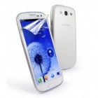 Tuff-Luv E-volve Gel Ultra-thin dėklas Samsung Galaxy S3 - Baltas
