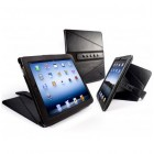 Tuff-Luv Tri-Axis Slim iPad 3 - Juodas