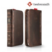 Twelve South BookBook dėklas iPhone 4/4S - Rudas
