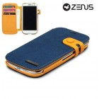 Zenus Masstige Color Edge Diary dėklas Samsung Galaxy S3