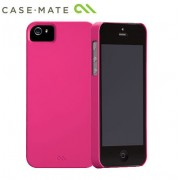 Case-Mate Barely There 2.0 dėklas iPhone 5 - Rožinis